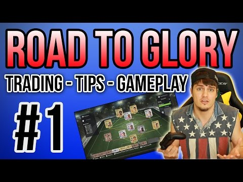 FIFA 15 ROAD TO GLORY | EASY COINS,TRADING, NEW BEAST | FIFA Ultimate Team (FUT 15)  -  RTG #1
