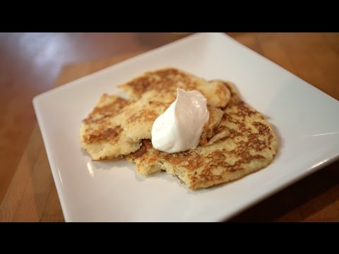 Simple & Healthy Banana Pancakes | SAM THE COOKING GUY recipe