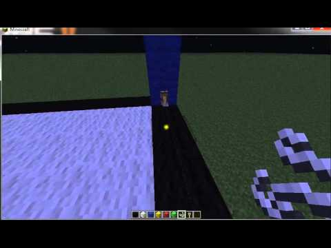 Lets Build Minecraft : Boxing ring