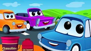 Johny Johny Yes Papa Nursery Rhymes for Children | Zeek And Friends Cartoon Videos