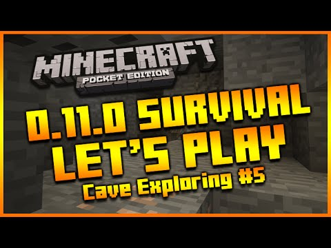 ★MINECRAFT POCKET EDITION 0.11.0 - LET'S PLAY