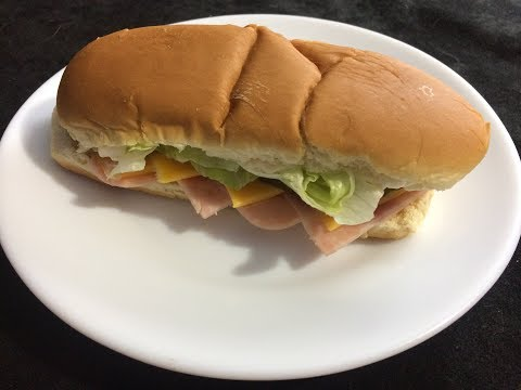 Mini Sub Sandwich (Party, Game, Event Food)