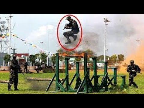 Para Commando Training Indian Army 2017