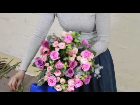 How to make a Gorgeous Roses Bouquet