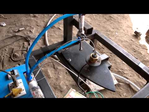 pneumatic automatic vulcanizing machine mechanical engineering project topics