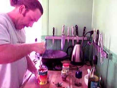 making tomato sauce using canned tomatoes