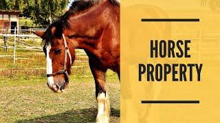 Download Horse Property Equestrian Property for Sale Aptos Hills Larkin Valley Santa Cruz County Video