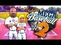 A NEW DEBUT Super Mega Baseball 2 WWE Edition