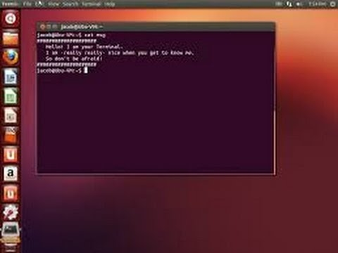 Linux Terminal Tutorial - Basic Terminal Commands (Ubuntu , Linux Mint , Debian ..)