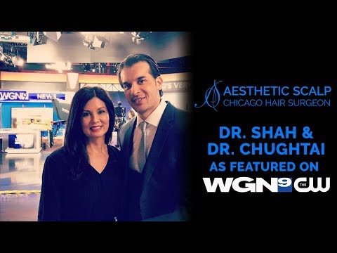 Aesthetic Scalp As Featured On WGN