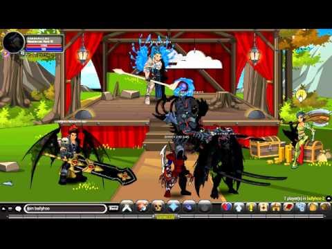 AdventureQuestWorld (AQW) - (Ballyhoo) How to get FREE AC's with Stephano