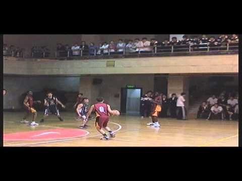 Shixi High (上海市市西中学) vs. Dartford Grammar Basketball Highlights (HD)