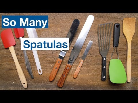 What's with all the Spatulas? || Le Gourmet TV Recipes
