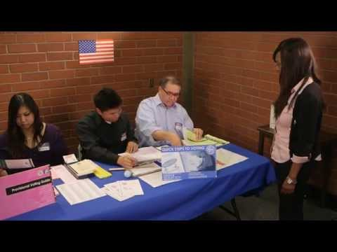 Processing Provisional Voters
