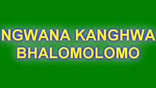 Ngwana  Kang'wa Lusondagula_Bhalomolomo_Pr_Bicon Studio [offial video  Director Obama