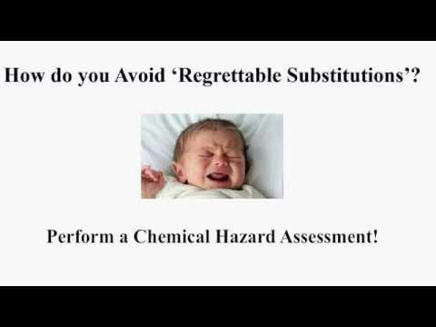 Webinar: First Line of Defense Tool for Chemical Hazard Assessment