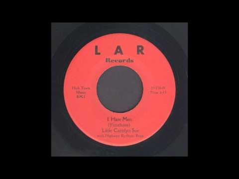 Little Carolyn Sue - I Hate Men - Country Bop 45