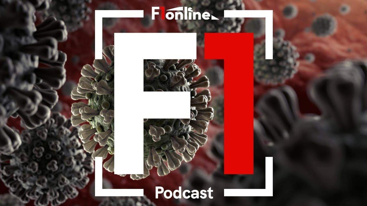 F1online Podcast Ep. 11 - Covid-19: Ako F1 zvláda pandémiu + Reálna skúsenosť jedného z nás!