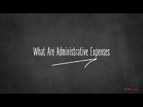 Nonprofit Functional Expense Allocations: Administrative Expenses | Vlogcast #6 | Araize Academy