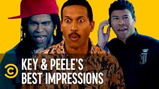 Key & Peele's Best Celebrity Impressions, Volume One - Key & Peele