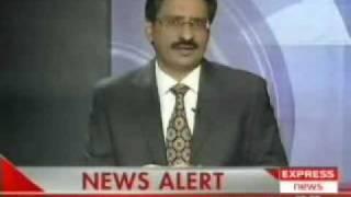 "Javed Chohdary on ""Ghurbat""  Dec 05, 2008"