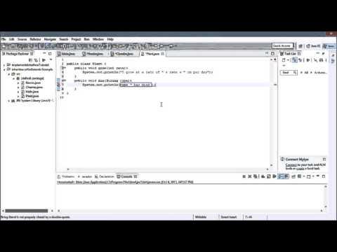 Java Extends/Inheritance Example