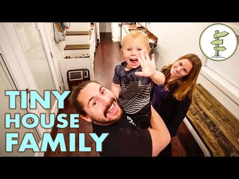 Tiny House Family Avoids Crazy Rent Prices in San Francisco Bay Area - Interview & Tour