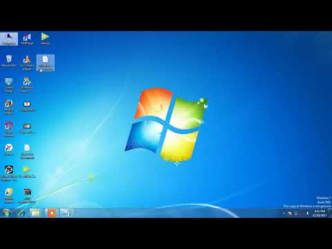 Windows 7 cracking with removewat