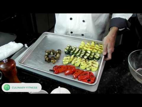 Grilled Vegetables  | Healthy Cooking Videos | Culinary Fitness