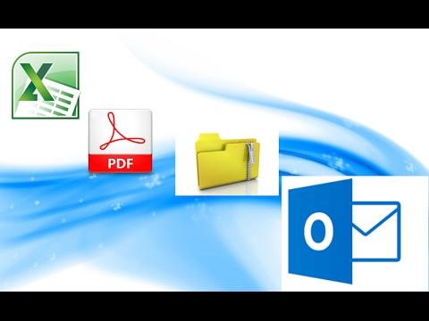 Macro Reporte en PDF, en ZIP y enviado por correo con Outlook | RaduNordenhulk