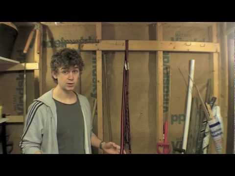 TUTORIAL: Homemade TRX Suspension Training (Part 1)