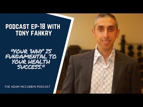 Ep 18 Tony Fahkry find your why