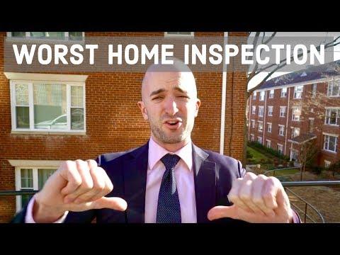 WORST HOME INSPECTION EVER | VLOG 005