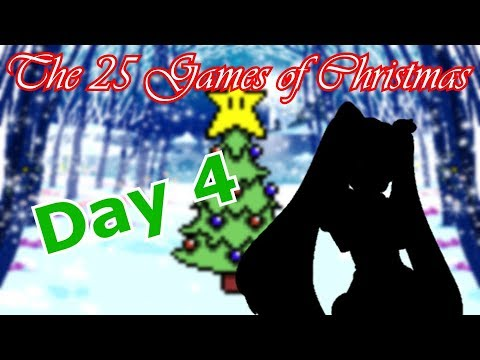 The 25 Games of Christmas - Day 4