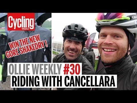 Riding With Cancellara | Ollie Weekly #30 | Cycling Weekly