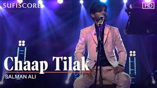 Chaap Tilak | New Qawwali Song | Salman Ali | Amir Khusro | Sufiscore