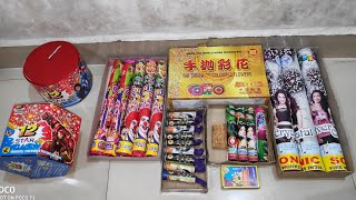Testing new and unique firecrackers|firework stash 2019|Sivaksi crackers|diffrent cracker testing|Cy