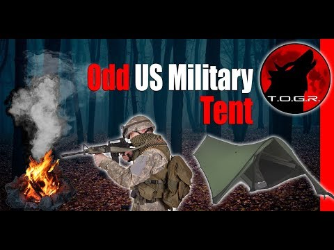 Odd Military Tent - Nemo Shield Tanto SE - Review