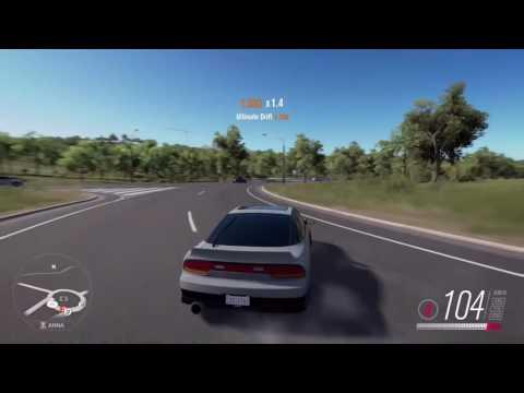 Forza Horizon 3 - Street Drifting