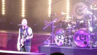 Stone Sour , Through Glass , Chester dedication , LIVE , Xfinity Center  , Mansfield MA 7/20/17