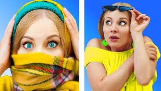 Download FUNNY WEATHER FAILS || Relatable facts by 5-Minute FUN Video