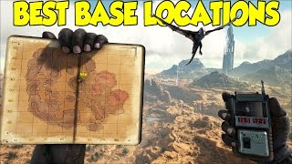 Ark Survival Evolved Scorched Earth 10 Best Base Locations