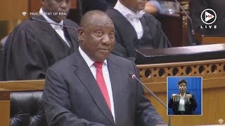 Roses, Eskom and Scorpions – Ramaphosa reply to the SONA debate