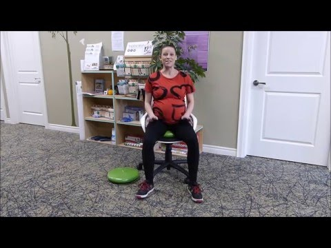 #5 Pregnancy and Sitting Postures