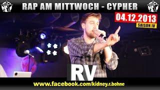 Rap Am Mittwoch: 04.12.13 Die Cypher Feat. Rv Uvm. (1/4)