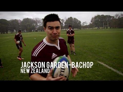 Drop goal challenge: New Zealand Rugby