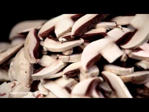 1. Mushrooms, Sausage & Spinach Rigatoni