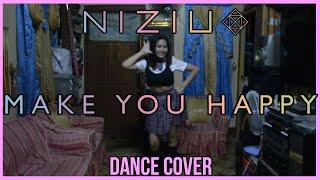 NiziU(니쥬) [Make You Happy] Full Dance Cover