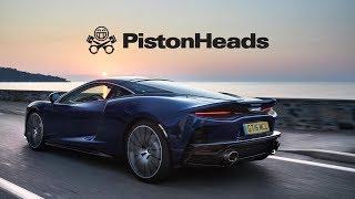 McLaren GT review    PistonHeads