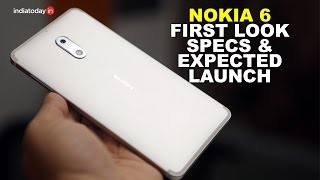 Nokia 6 and Nokia 6 Arte Black: First look, features and specs